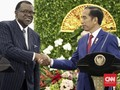 Jokowi dan Presiden Namibia Sepakati Perumahan Rakyat Bersama