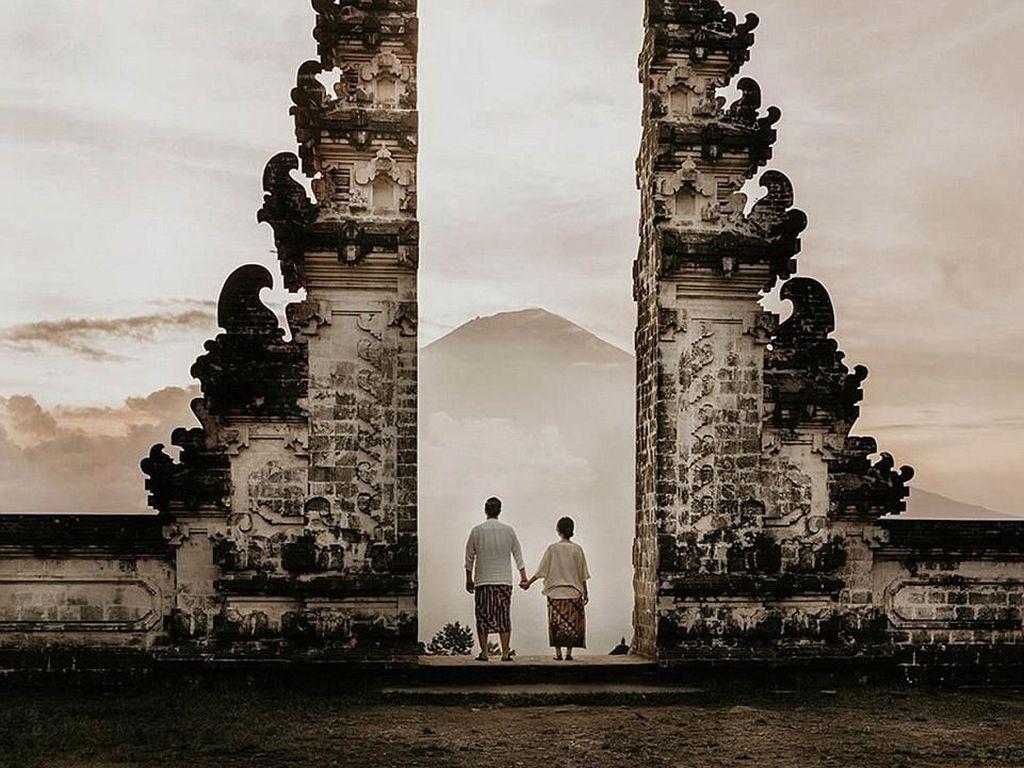 10 Destinasi Foto Prewedding Terindah Dunia, Salah Satunya Indonesia