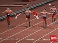 Klasemen Asian Games, Indonesia Tetap di Peringkat Keempat