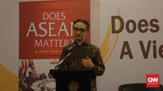 Mantan Menlu Khawatir ASEAN Tak Lagi Dianggap  di Isu Myanmar