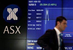 Kejelasan Brexit Jadi Sentimen Positif Bursa Australia