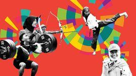 INFOGRAFIS: Rekor-rekor Indonesia di Asian Games 2018