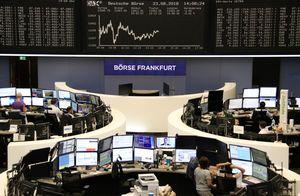 UE Coba Turunkan Tensi Soal Italia, Bursa Eropa Turun Tipis