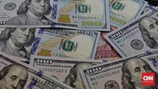 Kondisi Global Sentil Rupiah Melemah ke Rp14.865 per Dolar AS