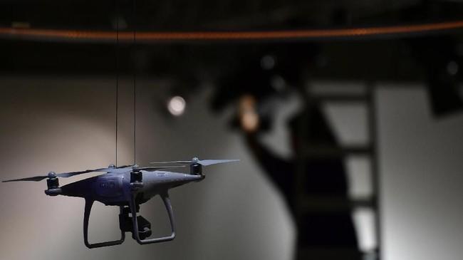 Perangkat drone pun makin kuat, salah satu drone yang dipamerkan di IFA 2018 bahkan bisa mengangkut barang hingga berat 362 kg.