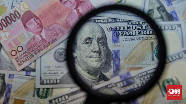 Asumsi Kurs RAPBN 2019 Diubah ke Rp14.500 per Dolar AS