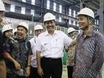 Luhut: Groundbreaking Bandara Gudang Garam Mulai Akhir Tahun