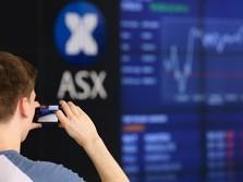Perang Dagang Mendingin, Bursa Australia & Korsel Menghijau