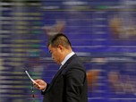 Tak Kuat Tahan Tekanan, Bursa Tokyo Ditutup Koreksi 0,35%