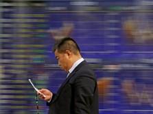 Data Ekonomi Mendukung, Bursa Saham Asia Kompak Menghijau