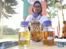 Realisasi Kewajiban B20 Pertamina Capai 80%