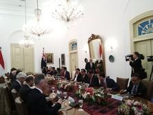 Terima Morrison, Jokowi: Australia adalah Mitra Strategis RI