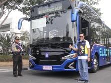 Bus Listrik Anak Bangsa Lulus Uji Tipe, Siap Produksi Massal