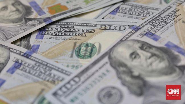 Rupiah Lesu Rp14.165 per Dolar AS Jelang Rilis Data Ekonomi
