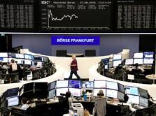 Isu Perang Dagang Kembali Bikin Galau Bursa Eropa
