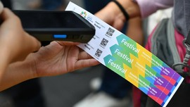 Tiket Upacara Penutupan Asian Games 2018 Ludes Terjual