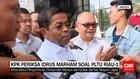 KPK Periksa Idrus Marham Sebagai Tersangka Kasus PLTU Riau-1