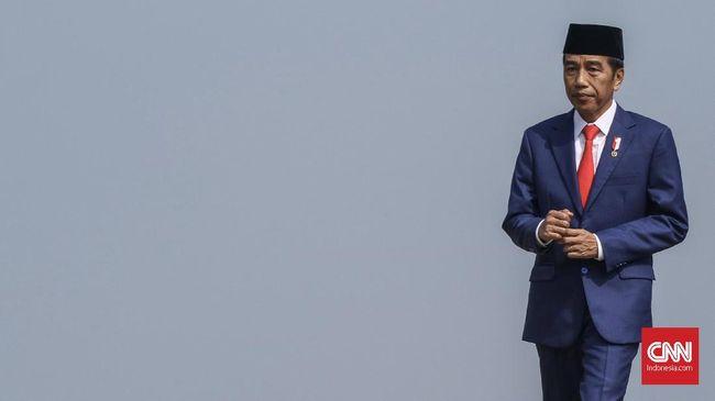 Mengukur dan Mengeker Sikap Jokowi ke China soal Uighur