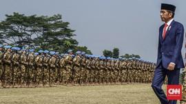 Jokowi Lantik KSAD Baru Pagi Ini, Nama Andika Perkasa Menguat