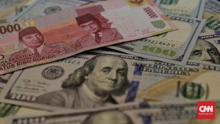 Neraca Dagang Surplus, Rupiah Kokoh di Rp14.062 per Dolar AS