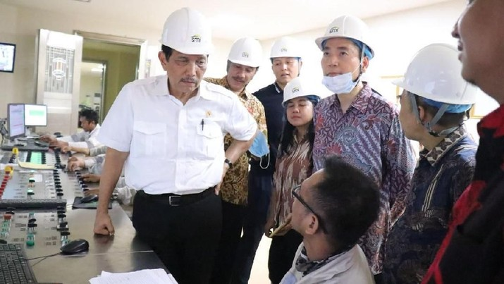 Di Depan Investor Kakap, Luhut: Ekonomi RI Masih Oke