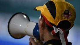Tiga Suporter Malaysia Terluka di Stadion GBK