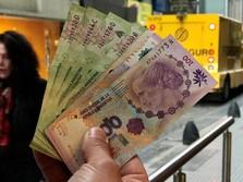 Argentina Dibayangi Krisis, Pemerintah Kontrol Mata Uang Peso