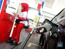 BREAKING: Jokowi Naikkan Harga Premium Jadi Rp 7.000/Liter