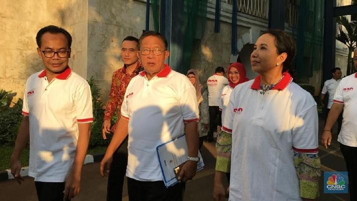 Disinggung Jokowi, Menko Darmin Jamin Kendala B20 Tuntas