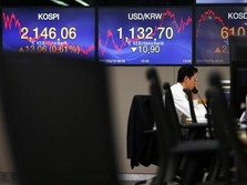 The Fed Mulai Hati-Hati, Bursa Saham Asia Dibuka Menguat