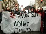 Krisis Mata Uang, Demo pun Merebak di Argentina