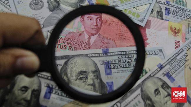 Dolar AS Tembus Rp15.249 Jelang Rilis Neraca Dagang
