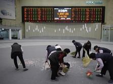 Perang Dagang Hingga Data Ekonomi Bawa Bursa Saham Asia Jatuh