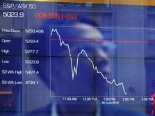 Bursa Australia Dibuka Naik 0,79%, Bursa Tokyo Koreksi
