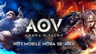 AOV Jadi Satu-satunya MOBA Mobile di Asian Games 2018