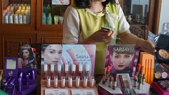 Perseroan akan meningkatkan pangsa pasar milenial untuk produk-produk kosmetik yang bisa diterima semua kalangan.