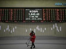 Bursa Saham Asia Dibuka Rontok! Apa Pemicunya?