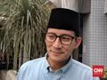 Sandi Buka Peluang untuk Mahfud MD Gabung Timses