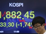 Yield Obligasi AS Cetak Rekor, Bursa Korsel Koreksi 0,37%