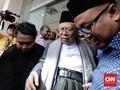 Ma'ruf Amin Diklaim Akan Rebut Suara di Provinsi Basis Muslim