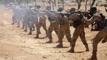 Serangan Milisi Jaringan Al Qaeda di Suriah Tewaskan 12 Warga