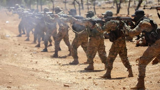Hayat Tahrir al-Sham Jihadis Terkuat bagi Suriah dan Rusia