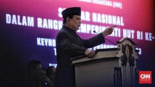 Cakap Prabowo dan Jokowi soal Harta 1 Persen 'Tuan Tanah'