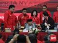 Hadir di Rakornas, Ma'ruf Amin Tak Bahas Ketua Tim Kampanye