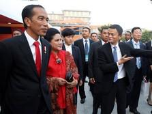 Rekor! Ant Group Raih Dana IPO Rp 506 T, Jack Ma Kian Tajir