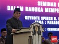 Prabowo Siap Tampung Gatot Nurmantyo Gabung Timses