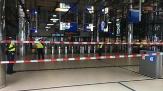Terduga Pelaku Penikaman di Belanda Dibawa ke Pengadilan