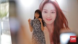 Lee Sung Kyung Bagi Tips Jaga Kelembapan Kulit Wajah
