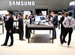 Kejar Apple iPhone, Samsung Luncurkan Galaxy Baru Bulan Depan