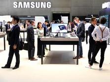 Wow, Samsung Siap Luncurkan Smartphone Lipat!